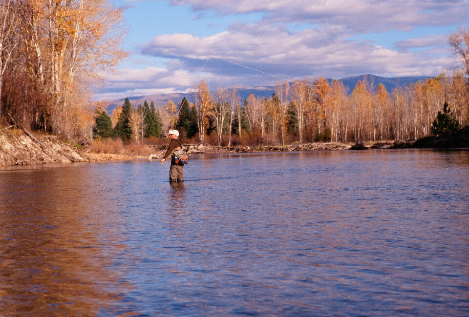 Missoula Fly Fishing Seasons