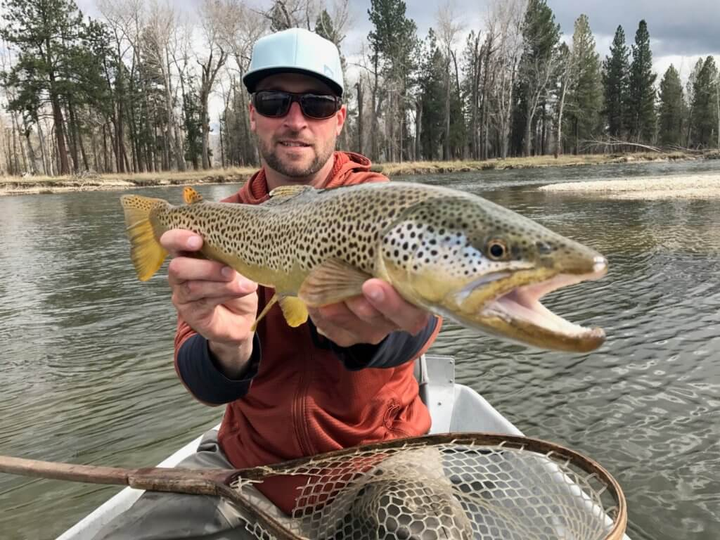Montana Fly Fishing Guide Matt Robb
