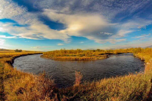 Clark Fork River Montana
